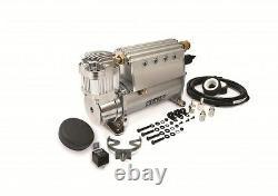 Viair 42045 Heavy Duty Base Model Kit 400C Compressor Air Locker, Tire Inflation