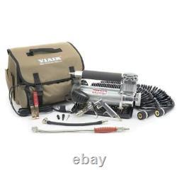 Viair 45053 450p-RV AUTOMATIC Portable Tire Air Compressor 150psi Fast Filling