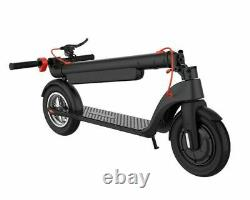X8 Pro Electric Scooter eScooter 350W 10 tires, 12.8Ah 460Wh heavy duty battery